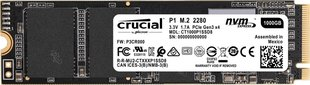 Crucial P1 1TB M.2 PCIe NVMe (CT1000P1SSD8)