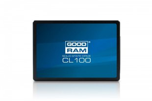 GoodRam CL100 120GB SATA3 2,5 (SSDPR-CL100-120)