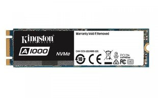 Kingston A1000 240GB PCIe x2 NVMe (SA1000M8/240G)