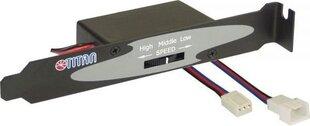 Titan Fan speed controller (TTC-SC01) цена и информация | Аксессуары для корпусов | 220.lv