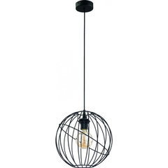TK Lighting griestu lampa Orbita Black 1626