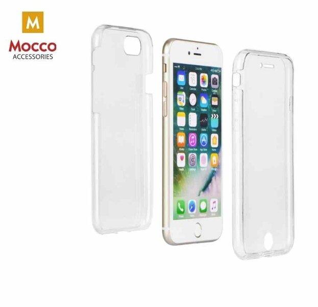 Mocco telefona maks Apple iPhone XS Max, Caurspīdīgs