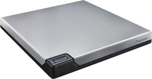 Pioneer 6x Slim Portable USB 3.0 BD/DVD/CD Burner (BDR-XD05TS)