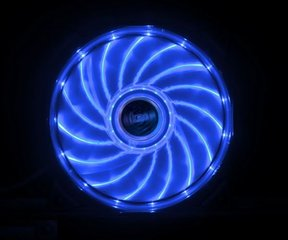 Akasa Vegas LED Blue 120mm (AK-FN091-BL)