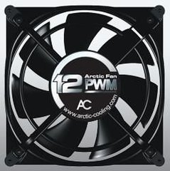 Arctic Arctic Fan 12 PWM, very effective, ultra silent (L0186/ FN-AC9P-AC-01)