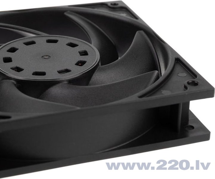 EK Water Blocks Fan EK-Furious Vardar EVO 120 BB PWM 3000RPM internetā