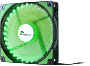 Inter-Tech Argus Green (L-12025)