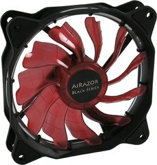 LC-Power AiRazor Black Series PWM 120mm Red-LED (LC-CF-120-TUBE-R)