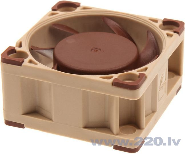 Noctua Fan 5V, 40mm, PWM (NF-A4x20 5V PWM) internetā