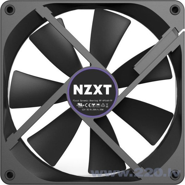 Nzxt Aer P Series 120mm (RF-AP120-FP)