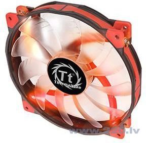 Thermaltake Luna 20 LED, 200mm (CL-F025-PL20RE-A)