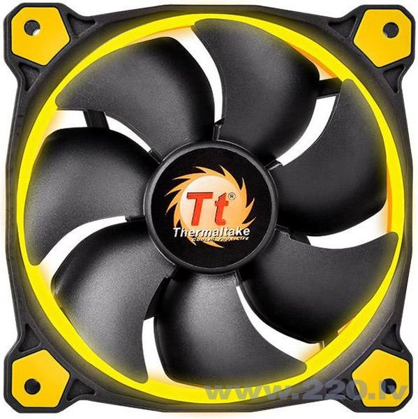 Thermaltake Riing 12 LED (CL-F038-PL12YL-A)