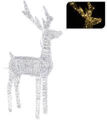 Ziemassvētku gaismas dekorācija Briedis, 120 LED