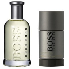 Komplekts Hugo Boss Boss Bottled: edt 100 ml + dezodorants 75 ml cena un informācija | Komplekts Hugo Boss Boss Bottled: edt 100 ml + dezodorants 75 ml | 220.lv