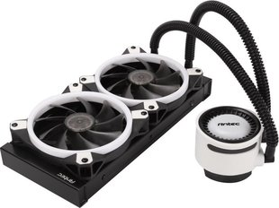 Antec Mercury 240, 240mm AIO LED CPU Water Cooler (0-761345-10984-0)