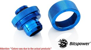 "BitsPower 1/4"", 5mm royal Blue (BP-RBLCPF-CC5V3)"