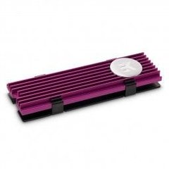 EK Water Blocks EK-M.2 Radiator NVMe Violet (3830046994745)