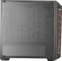 Case Midi CoolerM.MasterBox MB511 red