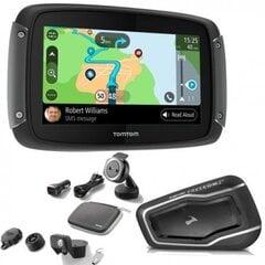TomTom Rider 550 Premium Pack, Eiropas kartes цена и информация | GPS навигаторы | 220.lv