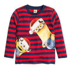 Cool Club krekls ar garām piedurknēm zēniem Minions (Minioni), LCB1713637 cena un informācija | Apģērbs zēniem | 220.lv
