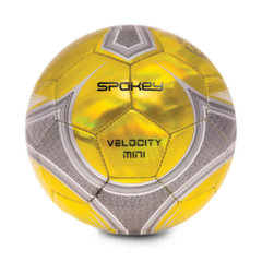 Futbola bumba Spokey Velocity mini, dzeltena cena un informācija | Futbols | 220.lv