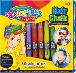 Colorino Creative matu krāsošanas komplekts zēniem cena un informācija | Modelēšanas un gleznošanas piederumi | 220.lv