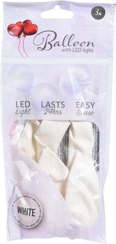 LED gaismas balonu komplekts, 3 gab.