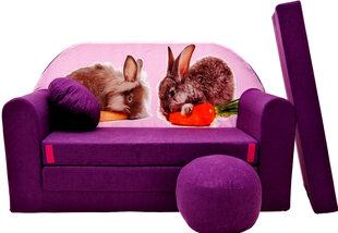 Dīvāns Welox Maxx G1, violets