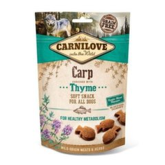Carnilove Dog kārums Carp with Thyme, 200 g