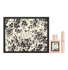 Komplekts Gucci Bloom Nettare Di Fiori sievietēm: EDP 50 ml + smaržas-rullītis 7.4 ml