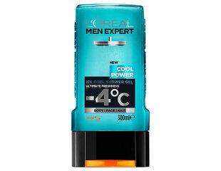 Dušas želeja L'Oreal Men Expert Cool Power Ice Cool 300 ml