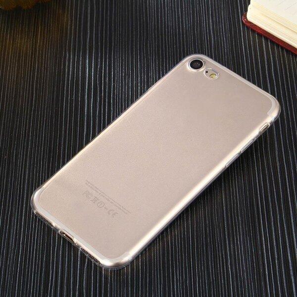 Ultra Clear 0.5 mm Case Gel TPU maciņš telefonam HTC Desire 825 caurspīdīgs