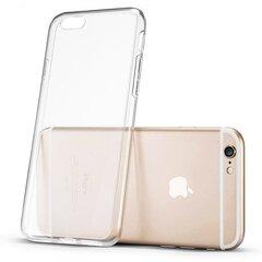 Ultra Clear 0.5mm Case Gel TPU maciņš telefonam Huawei P8 Lite caurspīdīgs