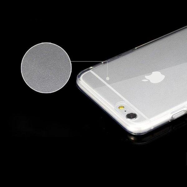 Ultra Clear 0.5mm Case Gel TPU maciņš telefonam Huawei P9 caurspīdīgs