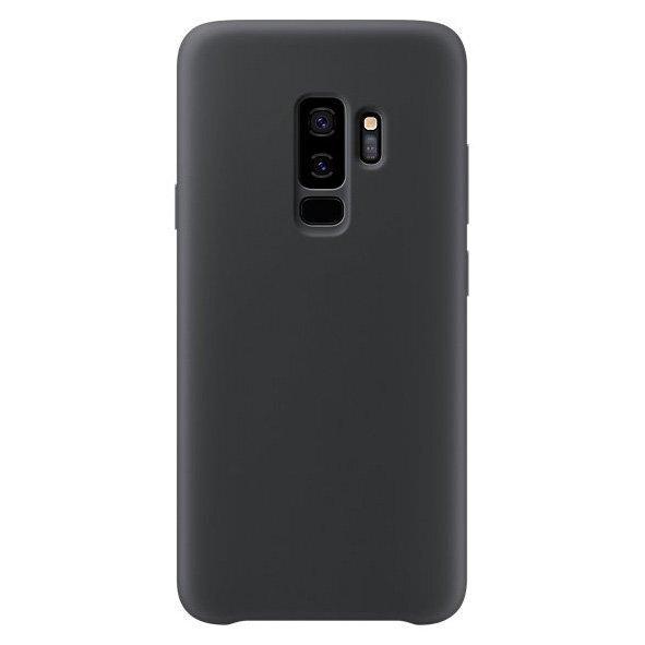 Silikona vāciņš telefonam Samsung Galaxy S9 Plus G965 melns