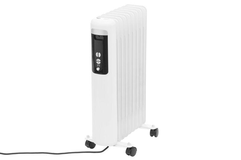 Eļļas radiators Bellus Nordic 7, 1500 W