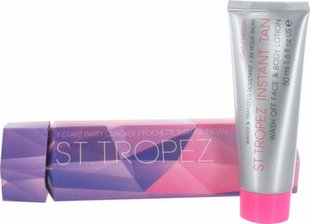 Nomazgājams pašiedeguma losjons St. Tropez Instant Party Cracker 50 ml