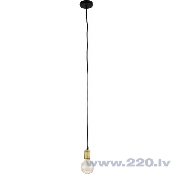 TK Lighting griestu lampa Retro