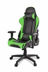 Krēsls Arozzi Verona PRO V2, zaļš/melns