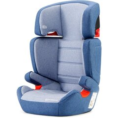 Autosēdeklis KinderKraft Junior Fix ISOFIX, 15-36 kg, navy