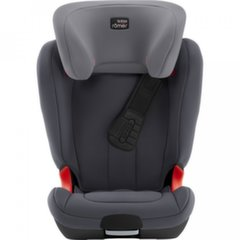 Britax автокресло Kidfix XP BR Black Series Storm Grey ZS SB, 2000027586