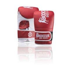 Boksa cimdi Spokey Boxeur BXT-5140, sarkani
