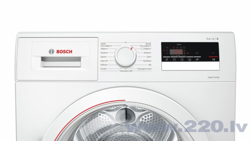 Bosch WTR85VL7SN