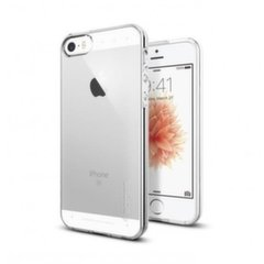 Spigen, для Apple iPhone 5/5S/SE, прозрачный