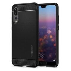 Spigen, для Huawei P20, черный