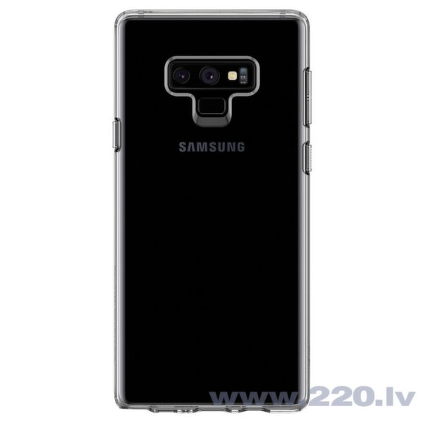 Spigen, priekš Samsung Galaxy Note 9 N960, Caurspīdīgs internetā