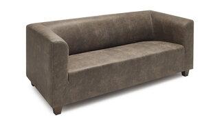 Трехместный диван BoboChic Django, светло-коричневый