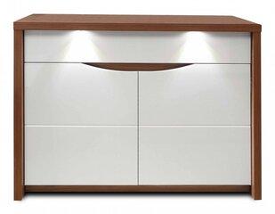 Kumode Saint Tropez STZK221B, ozola/baltā krāsā cena un informācija | Kumodes | 220.lv