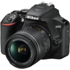 Nikon D3500 + AF-P 18-55 mm VR komplekts