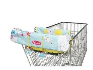 Sēdeklītis iepirkšanās ratiņiem Badabulle Shopping cena un informācija | Staigulīši | 220.lv